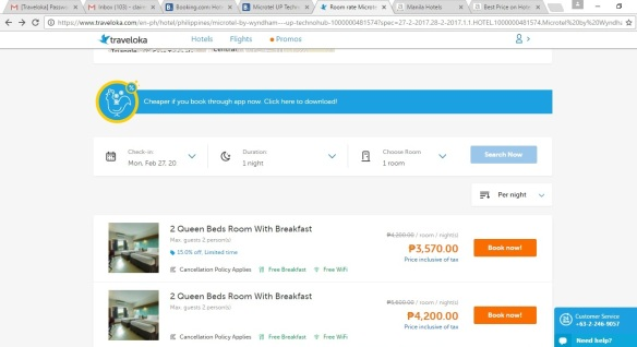 BOOKING APP REVIEW: Traveloka for the biggest hotel
