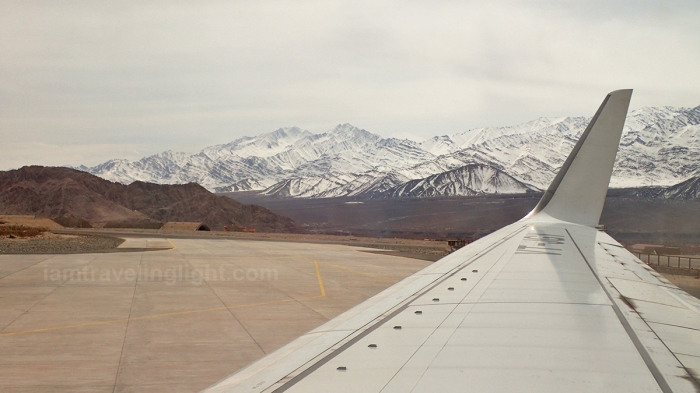 Touchdown, ladakh, winter, snowcapped mountains, kushok bakula rinpoche airport, leh, india.jpg
