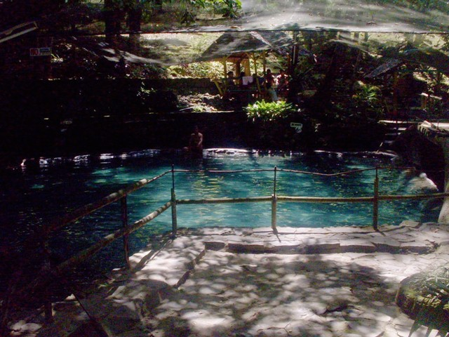 Ardent Hot Springs, Camiguin, volcanic spring