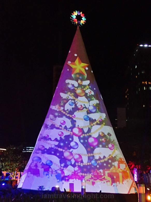 Light Of Christmas.In Photos Storybook Feels At Sparkle Of Christmas Light