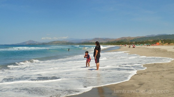 How to commute to Liwliwa Zambales | Traveling Light
