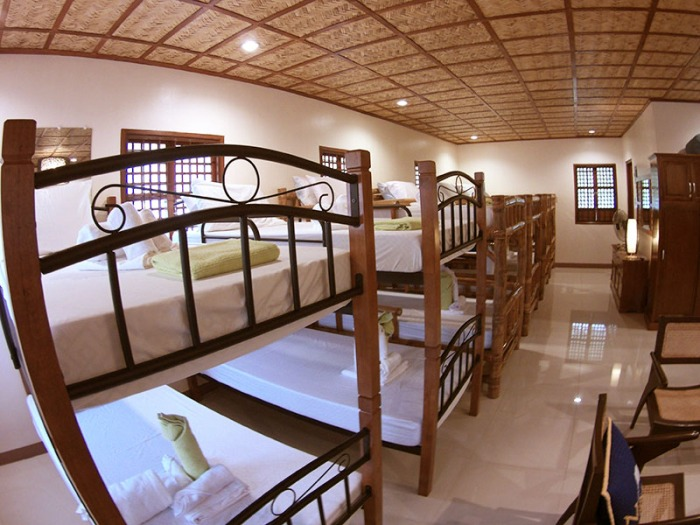 Rosal Room, Franco, dorm beds, double deck, Nauvoo Farm Resort, Magalang, Pampanga, native hut, accommodation