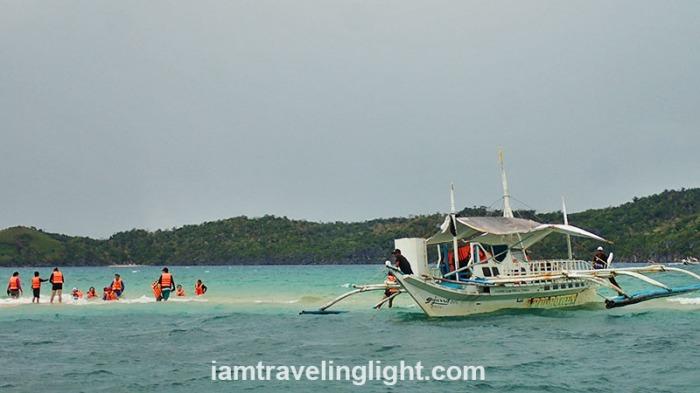 Bantigue Island sandbar, Islas de Gigantes, Gigantes Islands, Carles, Iloilo.JPG
