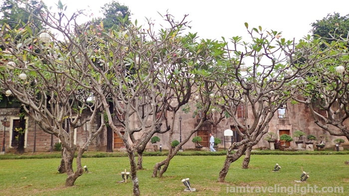 Fort Santiago, ruins, bamboo bike tours, Bambike, Intramuros, Manila.JPG