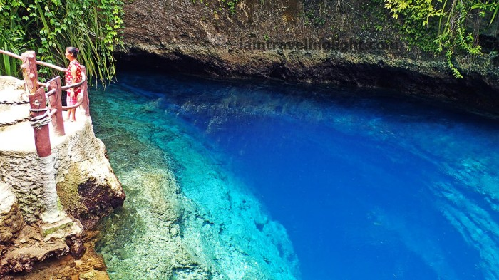 ~picture taking, photo spot, Enchanted River, Blue Lagoon, deep blue river, Hinatuan, Surigaodel Sur, protected area.jpg