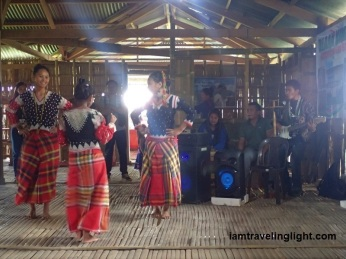 Traditional dance performances