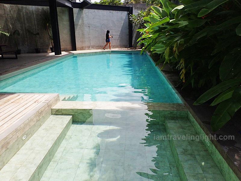 hot tub pool, jacuzzi, kiddie pool, Casa Tropica, hot spring resort, private pool, Pansol, Calamba, Laguna