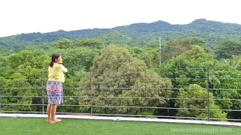 Mount Makiling view deck mountain pool hot spring resort casa tropic pansol-laguna